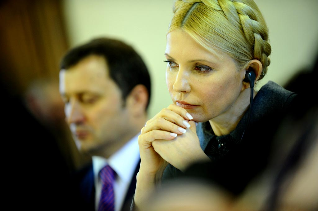 Júlia Tymošenková