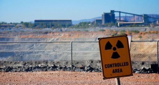 ťažba uránu