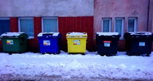 kôš odpadkový