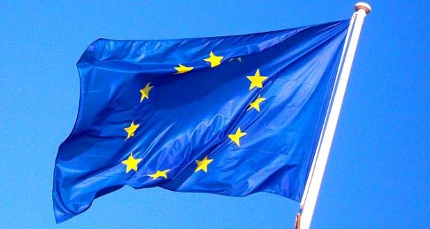 Vlajka Európskej únie EU