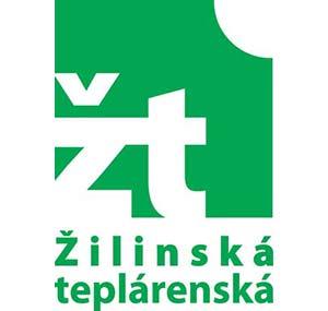 Logo Žilinskej teplárenskej
